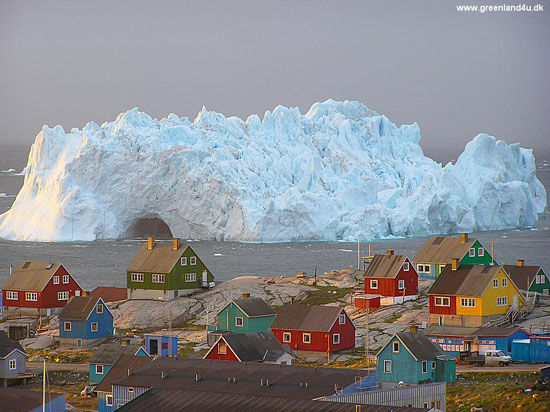 Iceberg à Ilulissat