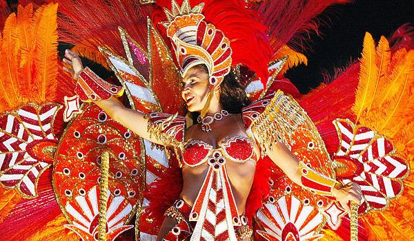 Le Carnaval de Rio de Janeiro - Brésil