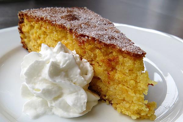Gâteau express aux amandes