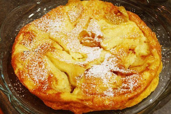 Gâteau fondant MamiJoce