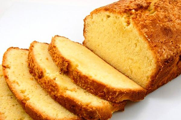 Gâteau au lait condensé parfumé