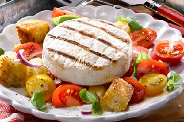 fromage grillé