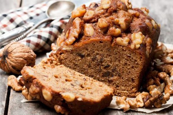 Gâteau aux noix (ou cake)