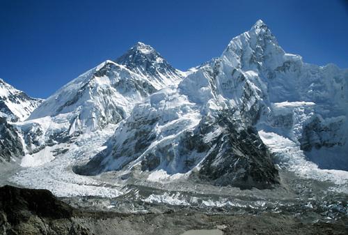 L' Everest - Himalaya