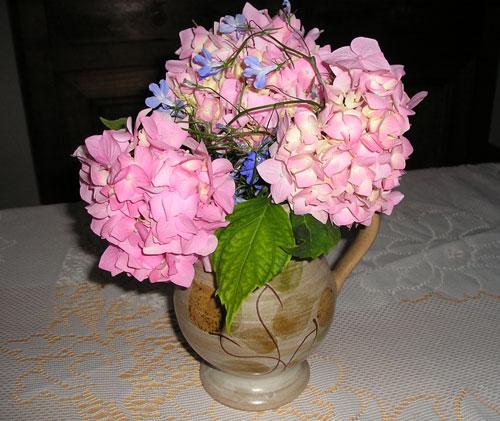 petit bouquet pour centre de table